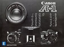 Canon AE-1 Instruction Manual (PDF) 00013