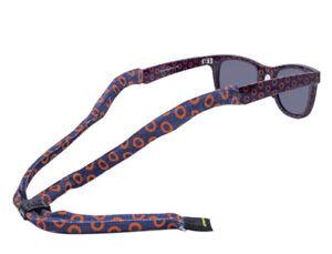 Phish Fishman Donut Croakies XL Suiters Sunglass Strap & FREE Sunglasses