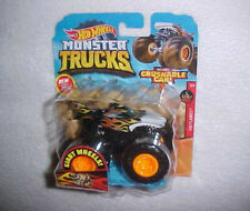 "HW MONSTER TRUCKS ""SHARK WREAK"" w/GIANT WHEELS VHTF HOT WHEELS DIECAST 4X4 TRUCK"