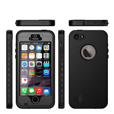 STEALTH LIFEPROOF WATERPROOF SHOCKPROOF PHONE CASE FOR IPHONE 5 5S