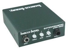 Barcus-Berry 3000AE Piezo Buffer Preamp with EQ