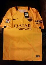 Nike LaLiga Santander FC Barcelona Dri-Fit Jersey Messi Neymar Suarez Iniesta