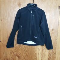 Patagonia Black Lightweight R Regulator Fleece Jacket Womens Medium Coat Zip