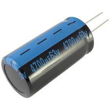 Elko condensador radial Jamicon TK 4700uf 63v 105 ° C 856944