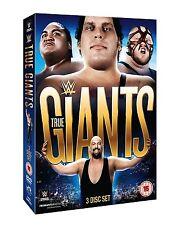WWE True Giants [3x DVD] *NEU* Andre The Giant, Big Show, Yokuzuna, Sid