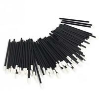 100 PCS Disposable Lip Brush Gloss Wands Applicator Perfect Best Makeup Tool HS