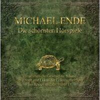 """MICHAEL ENDE """"DIE SCHÖNSTEN HÖRSPIELE"""" 11 CD BOX NEU"""
