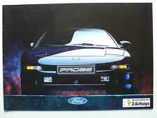 Prospekt Ford Probe 16V und 24V, 1.1994, 16 Seiten