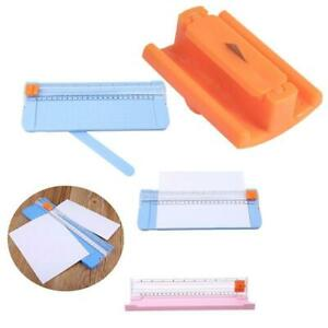 Portable Paper Card Cutting Blade Photo Cutter Cutting Mat Blades Cutting Tool