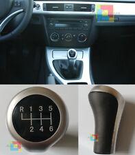 POMELLO CAMBIO MANUALE BMW SERIE 1 E81 E87 VARIANTE 6 MARCE IN CUOIO