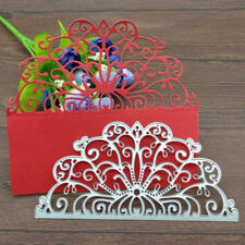 Flower Lace Metal Cutting Dies Stencil Scrapbook Card Album Decor Embossing DIY