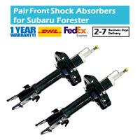 2PCS Front Gas Shock Absorbers Fit Subaru Forester SH5 SH9 EJ204 FA20 2008-2012