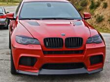 BMW X6M X6 M  Front Ansatz Lippe Spoiler