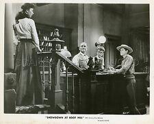 CHARLES BRONSON SHOWDOWN AT BOOT HILL  1958 VINTAGE PHOTO ORIGINAL #1