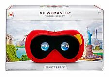 View-Master Virtual Reality VR Starter Pack - Kid Friendly 3D Viewing Great Gift
