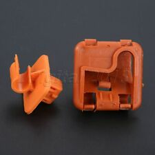 1x Bonnet Rod Stay Clips Base 1U0823570A Fit for Skoda Fabia Plastic Replacement