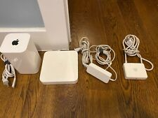 Apple Airpot Lot: Extreme 802.11ac 6th gen, Extreme 802.11n  + Express 802.11n
