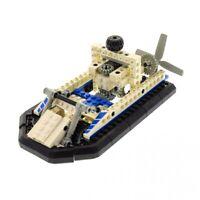1x Lego Technic Set Modell 8824 Hovercraft Luftkissen Boot weiss unvollständig