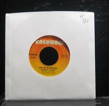 "Keith Barrow - You Know You Wanna Be Loved VG 7"" Vinyl 45 Columbia 3-10722"