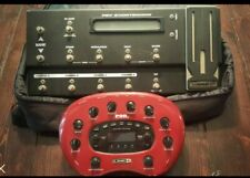 LINE 6 PODxt and a FBV shortboard foot controller.  Comes with power supply, bag