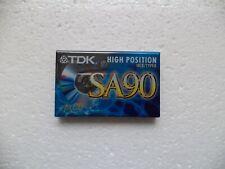 Vintage Audio Cassette TDK SA 90 * Rare From 1997 *