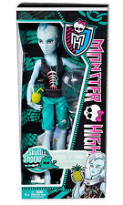 MONSTER HIGH GIL WEBBER SKULL SHORES DOLL ORIGINAL 2011 RETIRED VHTF GILLINGTON