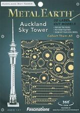 Fascinations Metal Earth 3D Laser Cut Steel Model Kit - Auckland Sky Tower
