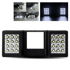 24 Whtie LED Trailer Tow Hitch Receiver Light w/ Reverse Function for SUV/Truck