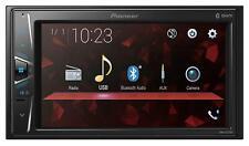 Pioneer DMH-G220BT Doppel-DIN MP3-Autoradio Touchscreen Bluetooth USB iPod AUX-I