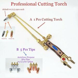 Oxygen Propane Cutting Torch 10-100mm Cutting Thickness G01-30 Oxygen Acetylene