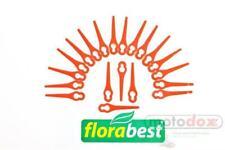 20 Plaquette de Coupe Coupe bordures FLORABEST LIDL FAT 18 B2 IAN 86154