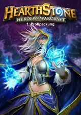Hearthstone Heroes of Warcraft Elite Card Pack 5 Decks Download Key Code PC EU