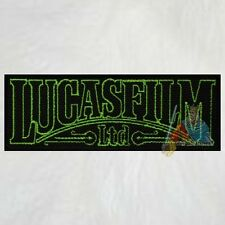 Lucasfilm Logo Embroidered Patch Star Wars American Graffiti Saga Indiana Jones
