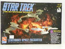 "AMT/ERTL U/A ""STAR TREK ""THE ENTERPRISE INCIDENT - LEGENDARY SPACE ENCOUNTER KIT"