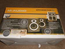 M-Audio StudioPro 3 Studio Monitor Speakers NEW IN BOX