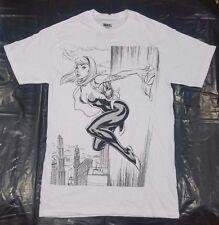 Spider-Man Undercover Gwen Spider-Gwen Marvel Comics Licensed Adult Shirt Sexy
