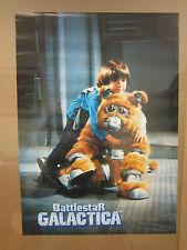 "Vintage Battlestar Galactica ""Daggit"" Poster 1978  1911"