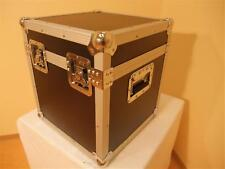 Universelle Transport Flight Case 40 x 40 x 43 cm avec mousse, noir, Flightcase