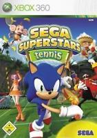 XBOX 360 SEGA SUPERSTARS TENNIS mit Sonic ++++ Top Zustand