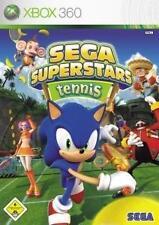 Xbox 360 Sega superestrellas tenis con Sonic ++++ top estado