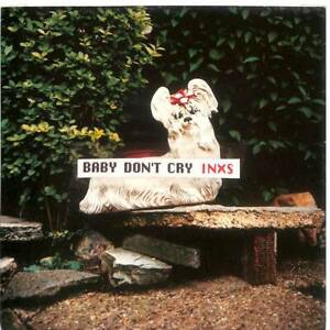 "INXS - Baby Don't Cry - 7"" Vinyl Record Single"