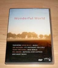 DVD - Wonderful World : John Miles + Joe Jackson + Tears for Fears + Del Amitri