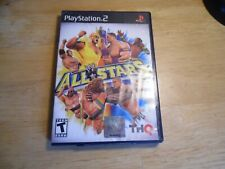 WWE All Stars PlayStation 2 PS2 Wrestling Game