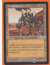MTG Magic 1 x Urza's Saga Rare   THRAN QUARRY   Land   Never played