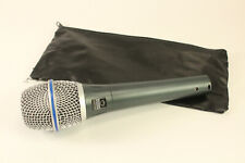 Shure Beta 87A Condenser Cable Wired Professional Audio Electronics Microphone