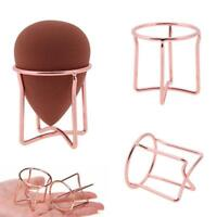 Beauty Makeup Powder Puff Holder Blender Storage Rack Egg Sponge Drying Stand#t