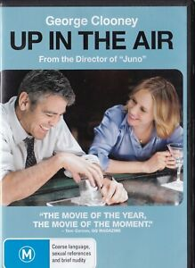 Up in the Air - George Clooney   [R4]
