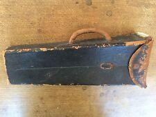 Estuche De Clarinete Vintage Caja Bolsa para Instrumento Musical Antiguo