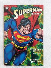 Superman / Doomsday: Hunter / Prey #2 (May 1994, DC) NM