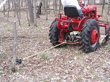 Brush Grubber BG-04 Grubber Tugger Chain - Shrub Tree Lantana Woody Weed Removal